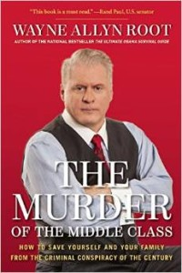 Murder of The Middle Class Book Cover